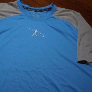 4cc339902d24 Nike Shirts - Mens Nike Dri Fit SS Athletic Shirt Size XXL